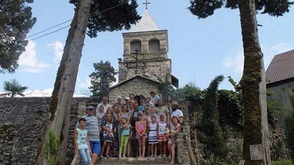 Паломническая поездка детей из Ставрополья в Абхазию | МОО «Союз православных женщин»