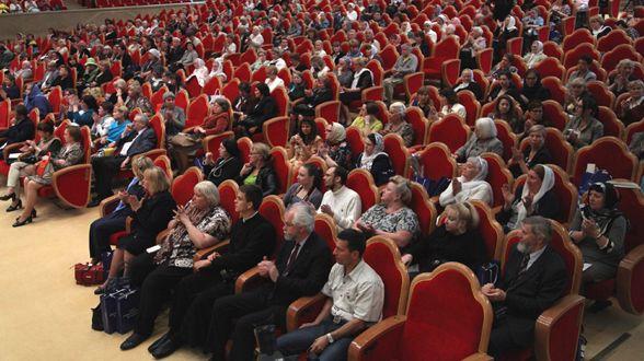 Отчет о работе Международной общественной организации «Союз православных женщин» за I полугодие 2014 года | МОО «Союз православных женщин»