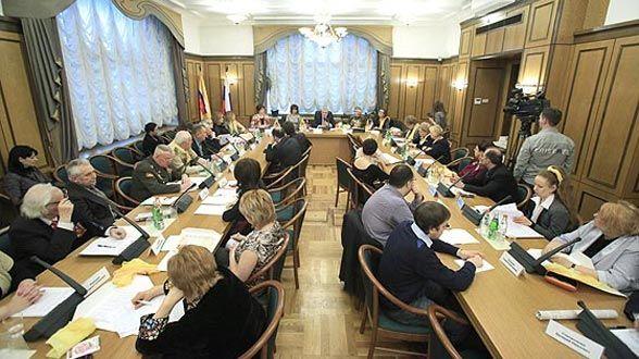 Заседание оргкомитета поустановке вМоскве памятника «Женщинам— защитницам Отечества» | МОО «Союз православных женщин»