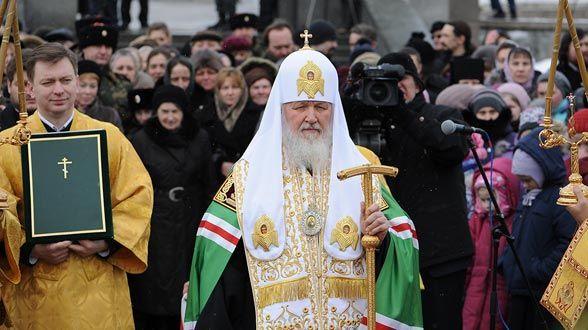 Святейший Патриарх Кирилл: «Мычувствуем связь снародом нашим...» | МОО «Союз православных женщин»