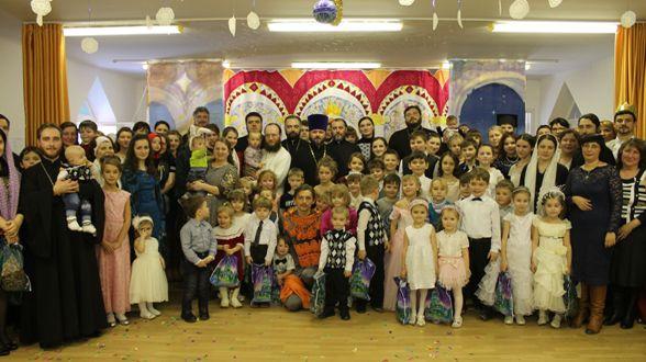 Рождественский бал на Ставрополье   МОО «Союз православных женщин»