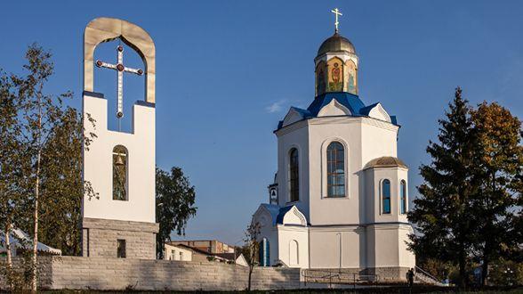 Поклонный хрустальный крест открыт в Дятькове | МОО «Союз православных женщин»