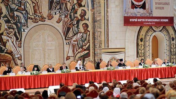 Подведены итоги 2012года | МОО «Союз православных женщин»