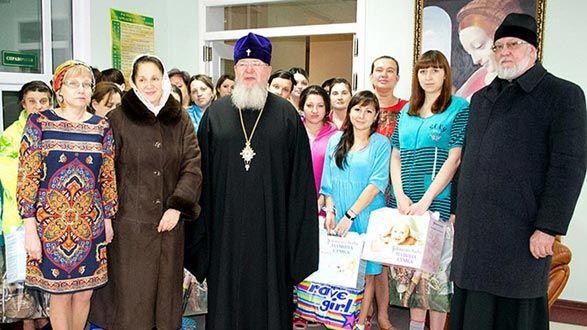 Доброе сердце разделит боль | МОО «Союз православных женщин»