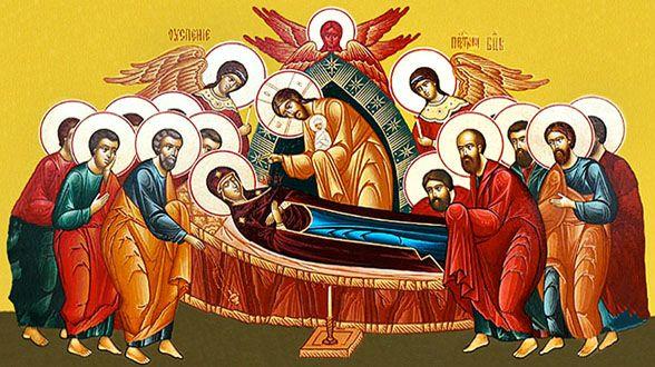 Величаем Тя, Пренепорочная Мати Христа Бога нашего, и всеславное славим Успение Твое! | МОО «Союз православных женщин»