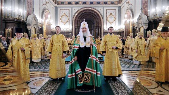 Проповедь Святейшего Патриарха Кирилла впраздник Торжества Православия вХраме Христа Спасителя | МОО «Союз православных женщин»