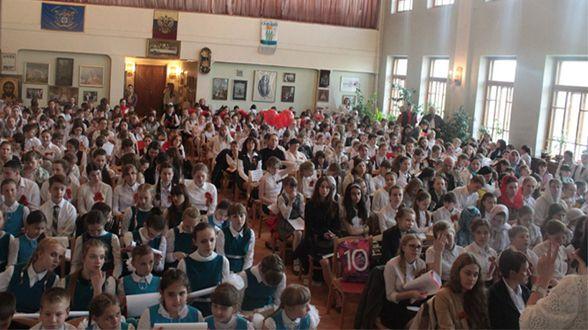 Пасхальный Хоровой собор-2015 | МОО «Союз православных женщин»