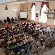 Престольный праздник в Свято-Богородичном Казанском мужском монастыре отметили вместе с православной молодежью   МОО «Союз православных женщин»