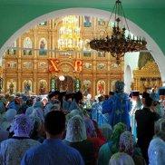 Праздник в Старой Майне в честь главной святыни поселка — иконы «Боголюбивой» (Ульяновская область) | МОО «Союз православных женщин»