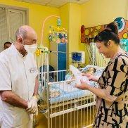 «Союз православных женщин» поздравил с Днём матери мам-доноров Москвы | МОО «Союз православных женщин»