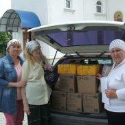 Пасхальные благотворительные акции женщин Приднестровья | МОО «Союз православных женщин»