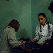 День здоровья в поселке Пригорское   МОО «Союз православных женщин»