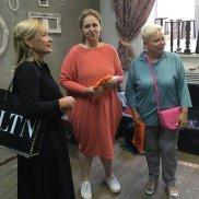 На Смоленщине побывала творческая делегация из города Гомель | МОО «Союз православных женщин»