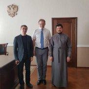 Состоялась рабочая встреча в Смоленском государственном университете | МОО «Союз православных женщин»