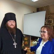 В Белеве открылась выставка, посвященная Крестовоздвиженскому монастырю | МОО «Союз православных женщин»