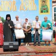 Праздник«Иванов день», посвящённый памяти святого Иоанна Русского (Ульяновская область) | МОО «Союз православных женщин»