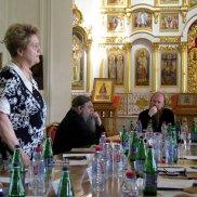 Встреча руководителей общественных организаций в Синодальном отделе по взаимоотношениям Церкви с обществом и СМИ | МОО «Союз православных женщин»