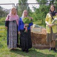 Православный женский день в храме святых Жен-Мироносиц в Марьино | МОО «Союз православных женщин»
