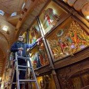 Ульяновские ветеринары помогают вблагоустройстве храмов   МОО «Союз православных женщин»