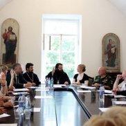Учредительное собрание Смоленского отделения «Союз православных женщин» | МОО «Союз православных женщин»