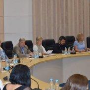В Гомеле состоялся международный круглый стол «Подиум мнений: экономика, духовность и культура — драйверы развития регионов» | МОО «Союз православных женщин»