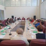 Состоялось расширенное заседание правления Союза православных женщин | МОО «Союз православных женщин»