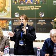 Храмоздатели и благоукрасители Храма Воскресения Христова | МОО «Союз православных женщин»