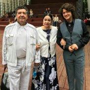 Концерт в честь организаторов строительства храма святого Спиридона | МОО «Союз православных женщин»