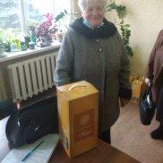 Подарки ветеранам, детям войны (Смоленская область) | МОО «Союз православных женщин»