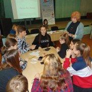 Школьники приняли участие в деловой игре в рамках федерального проекта «Популяризация предпринимательства» (Смоленская область) | МОО «Союз православных женщин»