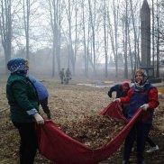 Воскресник в Смоленской области | МОО «Союз православных женщин»