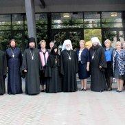 Завершение третьего этапа международного проекта «Евфросиния – просветительница Руси»   МОО «Союз православных женщин»