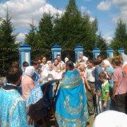 Престольный праздник в Почаевском храме д. Артёмово | МОО «Союз православных женщин»