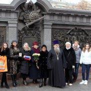 Мемориальная акция | МОО «Союз православных женщин»