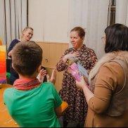 Союз православных женщин провёл мастер-класс по рисунку для мам и их детей (Ставропольский край)   МОО «Союз православных женщин»