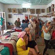 Союз православных женщин оказал помощь многодетным семьям наСтаврополье | МОО «Союз православных женщин»