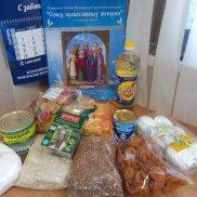 Благотворительное мероприятие в рамках проекта «С верой к Победе» (Ульяновская область)   МОО «Союз православных женщин»