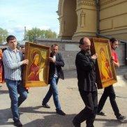«Нижегородский крестный ход: за веру, православие и объединение» | МОО «Союз православных женщин»