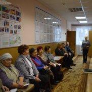 В городе Демидов состоялось первое мероприятие проекта «Жить долго и здорОво!» (Смоленская область) | МОО «Союз православных женщин»