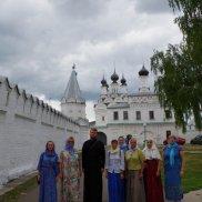 В гости к преподобному Серафиму Саровскому | МОО «Союз православных женщин»