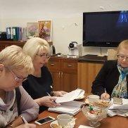 Состоялось организационное совещание в рамках реализации проекта «Жить долго и здорОво!» (Смоленская область) | МОО «Союз православных женщин»