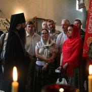Возвращение святыни   МОО «Союз православных женщин»