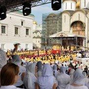 Празднование 1030-летия Крещения Руси в Москве | МОО «Союз православных женщин»