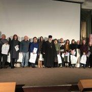 Общество во имя святой равноапостольной княгини Ольги приняло участие в XIII международном фестивале документального кино «Невский Благовест» | МОО «Союз православных женщин»