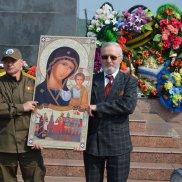 Могочинцы встретили участников автопробега «От общей Победы — к общему миру»   МОО «Союз православных женщин»