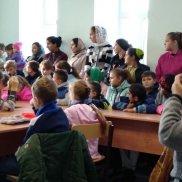 Открытие Центра духовно-нравственного воспитания «Рождество» в с.Лебяжье (Ульяновская область) | МОО «Союз православных женщин»