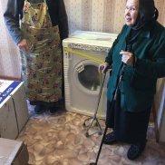 Оснащение швейной мастерской (Смоленская область) | МОО «Союз православных женщин»