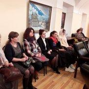Служение женщины Отечеству земному и небесному | МОО «Союз православных женщин»