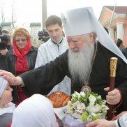 Великое освящение Спасского собора в Спасо-Влахернском женском монастыре | МОО «Союз православных женщин»