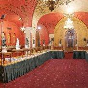 Предстоятель Русской Церкви осмотрел модели памятников Патриархам Московским и всея Руси | МОО «Союз православных женщин»